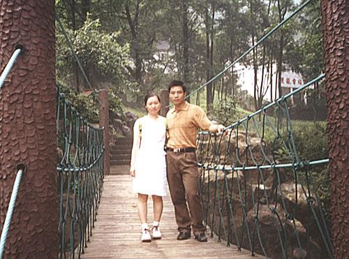 先结婚后恋爱,你敢吗 我敢 上十年前后对比照片喽 交友相亲图片